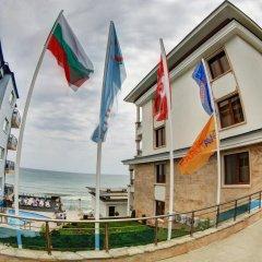 Отель Paraizo Teopolis - All Inclusive Болгария, Аврен - отзывы, цены и фото номеров - забронировать отель Paraizo Teopolis - All Inclusive онлайн пляж фото 2