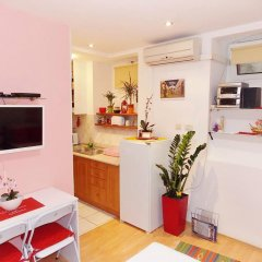 Апартаменты Studio Venera Семейная студия с двуспальной кроватью фото 6