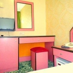 Hotel Buyuk Paris 3* Стандартный номер с различными типами кроватей фото 18