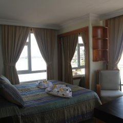 Yali Hotel 3* Номер Делюкс с различными типами кроватей фото 3