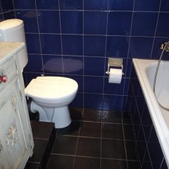 Отель Apartament przy Heweliusza ванная