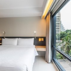 Отель Maitria Sukhumvit 18 Bangkok – A Chatrium Collection 4* Студия фото 11