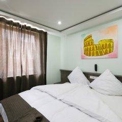 Отель Bürgerhofhotel 3* Стандартный номер с двуспальной кроватью фото 20
