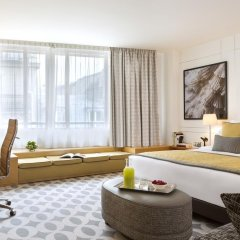 Отель La Clef Tour Eiffel (ex. Citadines Suites Arc de Triomphe) Стандартный номер с разными типами кроватей фото 3