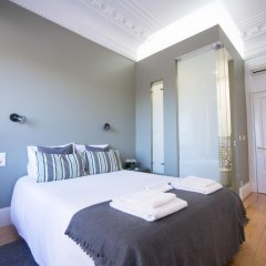 Отель Castilho Lisbon Suites Стандартный номер фото 10