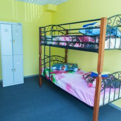 Saratovskiy Hostel Кровать в общем номере с двухъярусной кроватью