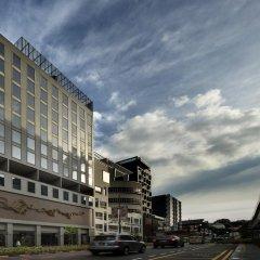Отель V Bencoolen Сингапур парковка
