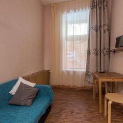 Гостиница Теrеm'ОK na Vasilievskom Улучшенный номер с различными типами кроватей фото 4