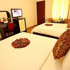 Hanoi Golden Hotel 3* Номер Делюкс с 2 отдельными кроватями фото 5