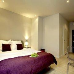 Апартаменты Platinum Apartments Номер Эконом с различными типами кроватей фото 2