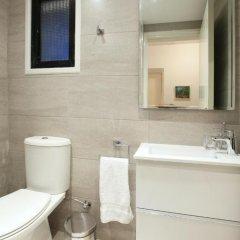 Отель Green Bay Villa Кипр, Протарас - отзывы, цены и фото номеров - забронировать отель Green Bay Villa онлайн ванная