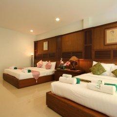 Отель The Green Beach Resort 3* Люкс с различными типами кроватей фото 3