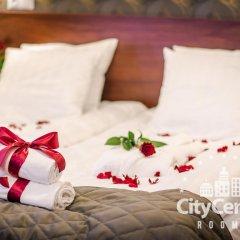 Отель City Center Rooms спа