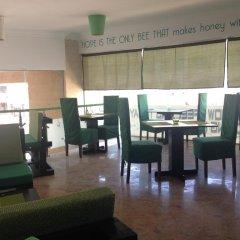 Отель Alia Beach Resort питание