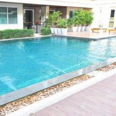 Отель The Paradise Residence Condo 1 Таиланд, Паттайя - отзывы, цены и фото номеров - забронировать отель The Paradise Residence Condo 1 онлайн бассейн