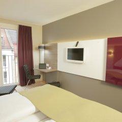 Hotel Demas City 3* Стандартный номер с разными типами кроватей фото 11