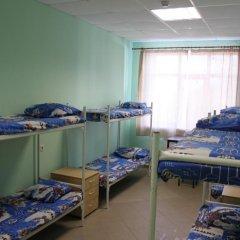 Hostel Moscow Star Кровать в мужском общем номере с двухъярусной кроватью