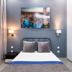 Мини-Отель Брусника Полежаевская Номер Комфорт с двуспальной кроватью фото 11