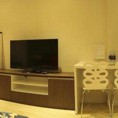 Апартаменты Sunny Serviced Apartment Апартаменты с различными типами кроватей фото 8