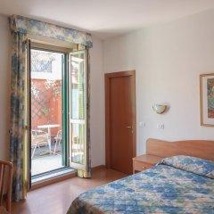 Tirreno Hotel 3* Стандартный номер с двуспальной кроватью фото 10