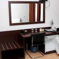 Гостиница Liz 3* Стандартный номер с различными типами кроватей фото 4