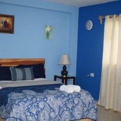 Отель Mansion Giahn Bed & Breakfast Мексика, Канкун - отзывы, цены и фото номеров - забронировать отель Mansion Giahn Bed & Breakfast онлайн комната для гостей фото 15