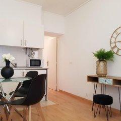 Апартаменты Shortstayflat Central Apartments Principe Real Лиссабон в номере