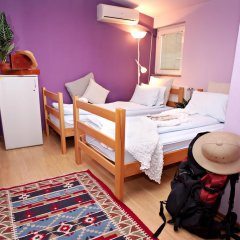Hostel and Apartments 360º Стандартный номер с различными типами кроватей