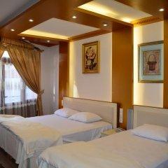 Seybils Otel 3* Стандартный номер с двуспальной кроватью