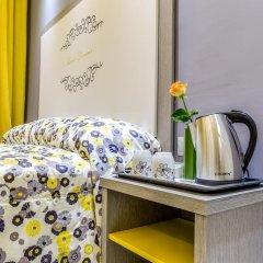 Stamatia Hotel 3* Улучшенный номер с двуспальной кроватью фото 3