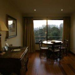 Отель Lisboa Central Park 3* Люкс с различными типами кроватей фото 6