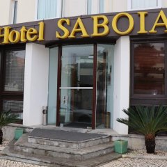 Saboia Estoril Hotel вид на фасад