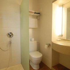 Hotel Gulden Vlies 2* Стандартный номер с различными типами кроватей фото 15