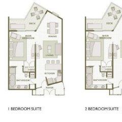 Отель Radisson Blu Resort Fiji Denarau Island 5* Стандартный номер с различными типами кроватей фото 5