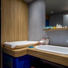 Отель Hôtel Yooma Urban Lodge ванная