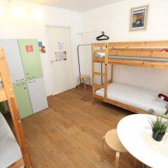 Хостел BedAndBike Кровать в женском общем номере с двухъярусной кроватью фото 3
