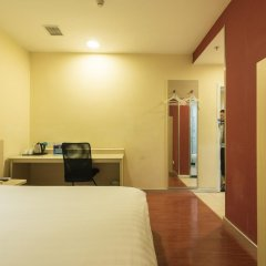 Отель Hanting Hotel Beijing Liufang Branch Китай, Пекин - отзывы, цены и фото номеров - забронировать отель Hanting Hotel Beijing Liufang Branch онлайн удобства в номере фото 2