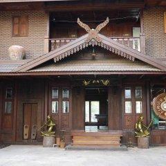 Отель True Siam Rangnam Бангкок вид на фасад фото 3