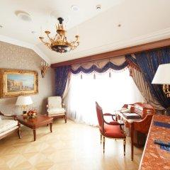Талион Империал Отель 5* Стандартный номер с двуспальной кроватью фото 11