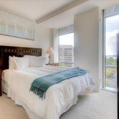 Отель Churchill at Crystal City Апартаменты с различными типами кроватей