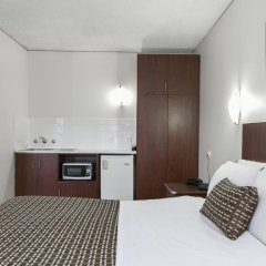 Отель Scottys Motel удобства в номере фото 2