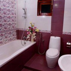Отель Namo Villa Шри-Ланка, Бентота - отзывы, цены и фото номеров - забронировать отель Namo Villa онлайн ванная фото 2