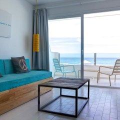 Отель Santos Ibiza Suites Полулюкс с различными типами кроватей фото 4