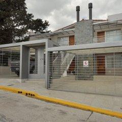 Отель Corzuelas Aparts - Mina Clavero парковка