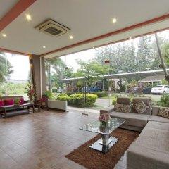 Santiphap Hotel & Villa 3* Стандартный номер с различными типами кроватей фото 7