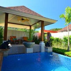 Отель Ban Thai Villa Пхукет бассейн фото 3