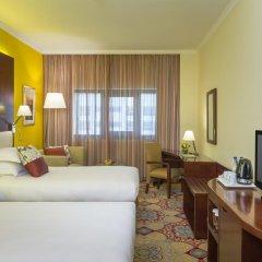 Coral Dubai Deira Hotel 4* Номер Делюкс с разными типами кроватей