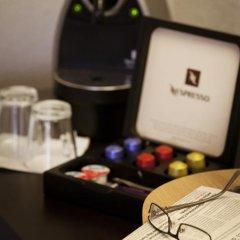 Отель Novotel Lyon Centre Part Dieu 4* Улучшенный номер с различными типами кроватей фото 6