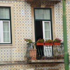 Отель Nas Amoreiras Португалия, Лиссабон - отзывы, цены и фото номеров - забронировать отель Nas Amoreiras онлайн балкон