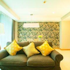 Отель Rocco Huahin Condominium Люкс с различными типами кроватей фото 8